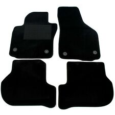 Seat LEON 1P Velours Fußmatten Satz Automatten Stoffmatten 4 Teilig NEU
