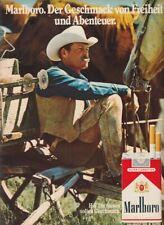 Marlboro Zigaretten - Reklame Werbeanzeige Original-Werbung 1973 (8)
