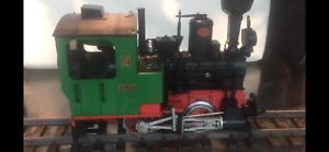 LGB Tank Loco Train Green railways model