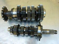 Transmission gears R1 04 05 06 Yamaha YZF R1#Z37