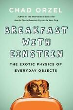 Breakfast With Einstein by Chad Orzel (author) #40144U