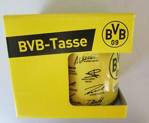 BVB 09 Unterschriften-Tasse 2019/2020, Keramik, 0,3 ltr