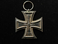 Imperial German WWI Iron Cross 2nd Class full-size original (no ribbon) may vary