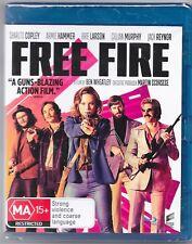 Free Fire (Blu-ray, 2017)New Region B Free Post