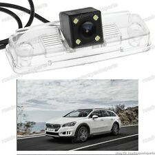 For 2013 Peugeot 508 LED Reverse Night Car Rear View Backup Parking Camera