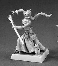 Reaper Miniatures Winter Witch #60149 Pathfinder Miniatures Unpainted D&D Mini