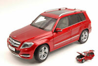 Mercedes GLK 300 4matic 2013 Red Gt Edition 1:18 Modell 11008R Welly