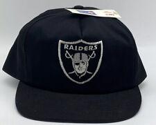 Vintage Los Angeles Raiders Snapback Hat Annco Black Dome boyz n the hood NWA LA
