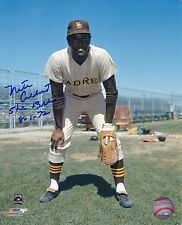 Nate Colbert autographed 8x10 San Diego Padres #3 Free Shipping