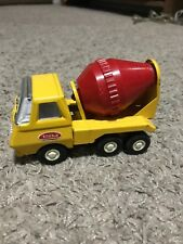 Vintage Tonka Mini Cement Mixer Truck 1970's Good Condition.