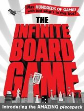 THE INFINITE BOARD GAME - MARTIN, W. ERIC/ BOARDGAMESGEEK.COM (EDT) - NEW PAPERB
