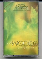 Whispering Woods Guitar for Relaxation Cassette Tape, Solitudes  Music, NEW