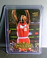 1995-96 Malik Sealy Fleer Ultra #83 Basketball Card