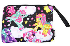 Liquor brand Rockabilly Lolita Rainbows & Unicorns Pony Clutch Bag