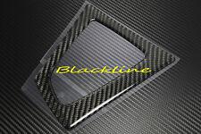 For BMW 3 4 Series F30 F31 F32 F33 Shift Surround Trim Carbon Fiber Decal Cover