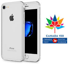iPhone 7 [Compatible w/ iPhone 8] Aluminum Metal Bumper Case Frame (Silver)