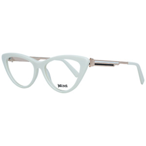 Occhiali da vista just cavalli donna montatura montature eyeglasses bianchi