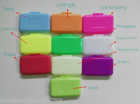 10 Packs Dental Orthodontics Ortho Wax 10 Scents For Braces Gum Irritation