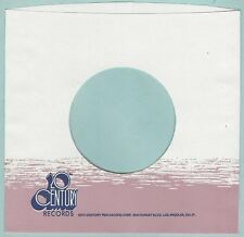 20th CENTURY-FOX (white) REPRODUCTION RECORD COMPANY SLEEVES - (pack of 10)