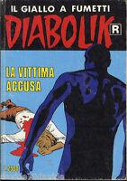 DIABOLIK R N° 441 - 17 MARZO 1998 - CONDIZIONI OTTIME