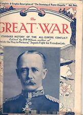 the great war magazines x10- w/e April 10th  to June 12th 1915, Alexander Prince