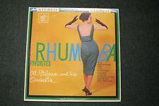 Rhumba Favorites Al Stefano & His Orchestra~1963 Latin Rhumba~Golden Tone 14049