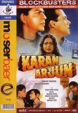 KARAN ARJUN (SHAHRUKH KHAN, SALMAN KHAN, KAJOL) ~ BOLLYWOOD HINDI DVD