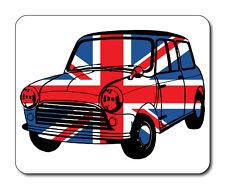 Best of British, Mini Mouse Mat - Union Jack Flag