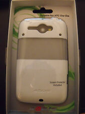 AEGIS PROTECTIVE White HARDSHELL CASE for HTC CHA CHA REDUCED