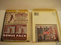 94-95 UPPER DECK BASKETBALL BONUS 4 PACKS JORDAN JUMBO