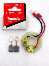 Makita 638614-1 Kohlebürstenhalter+Kohlebürsten CB 448 BDF444 BDF454 BHP444