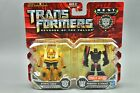 Transformers Revenge of the Fallen Bumblebee Shadow Striker Legends ROTF Target