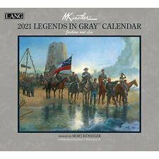 Lang Legends in Gray 2021 Wall Calendar (21991001923)