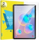 [2 Pack] for Samsung Galaxy Tab S6/S5e Screen Protector HD Clear Tempered Glass