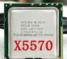 Intel Xeon X5570 / 2.93GHz /8MB /QPI 6.40GT/s (SLBF3) 1366 Server Processor