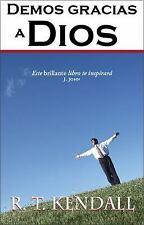 Demos Gracias a Dios (Spanish Edition)-ExLibrary