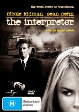 The Interpreter : VERY GOOD CONDITION DVD