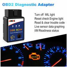 ELM327 Car Auto Mini Bluetooth ODB2 Scanner Engine Light Check Diagnostic Tool