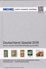 MICHEL CATALOGO GERMANIA SPECIALIZZATO VOLUME 2 2018