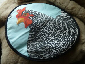 AGA Chicken Pad.