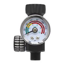 On-Gun Air Pressure Regulator/Gauge Sealey AR01