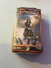 New Old Stock Andrea Miniatures The Barbarian II 1:32 Scale Model Kit - SG-F49