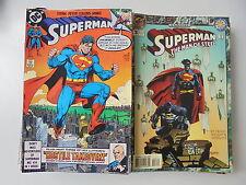 50x Superman us cómic colección estado 1/1 -