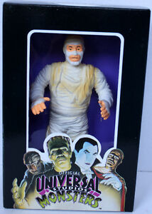 UNIVERSAL STUDIOS MONSTERS THE MUMMY 10 INCH PLACO TOYS 1991 FIGURE MIB