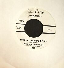 Ohio Untouchables Lu Pine PROMO 109 She's My Heart's Desire and What To Do
