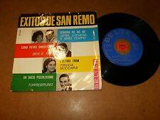 BEN E.KING - EXITOS DE SAN REMO - EP SPAIN BELTER 51346  / LISTEN - RNB  POPCORN