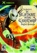 Tim Burton's The Nightmare Before Christmas: Oogie's Revenge (2005) Brand New XB