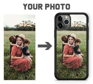 Custom Photo Phone Case Cover Personalised Image Picture for iPhone & Samsung