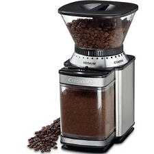 Coffee Grind Burr Mill Grinder Ground Bean Electric Automatic Portable Machine