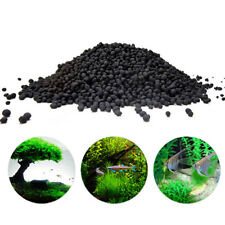 50g Aquarium Sand Black Fish Tank Ceramic Ceramsite Stone Rock Decoration